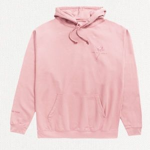 Tops - Shawn Mendes The Tour Lost in Japan Pink Hoodie